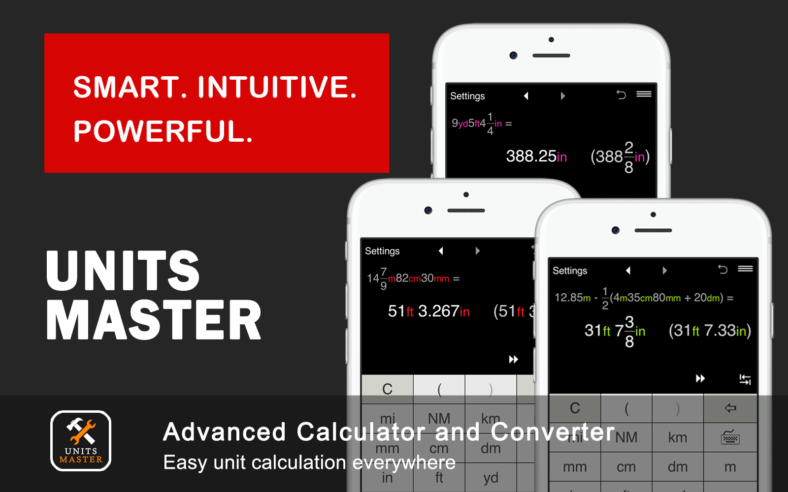 Advanced Unit Calculator