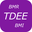 TDEE and BMR and BMI Calculator